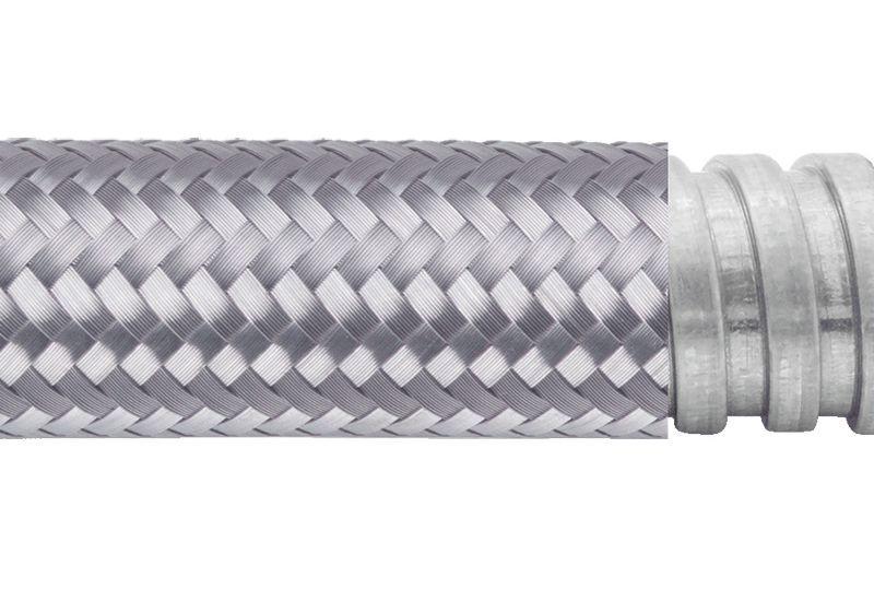 电线保护金属编织软管防电磁波干扰- PEG13GB Series