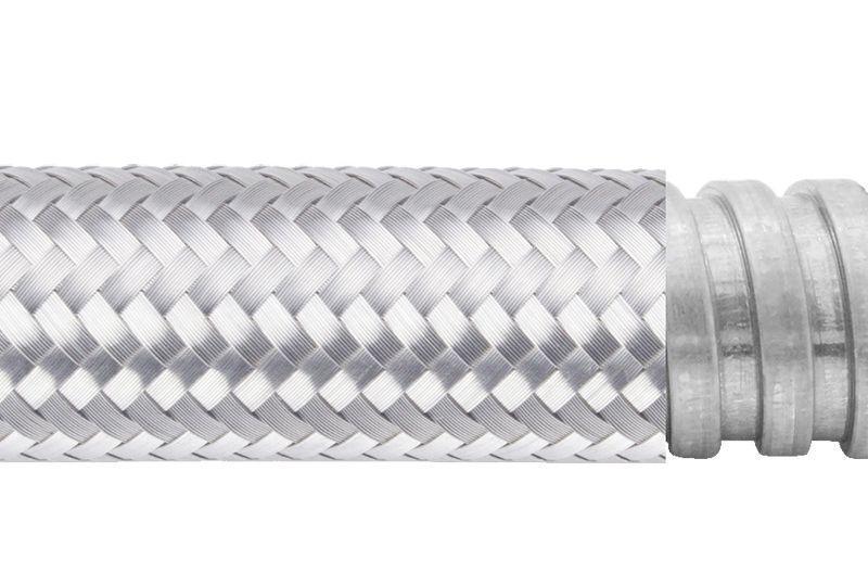 电线保护金属编织软管防电磁波干扰- PEG13SB Series