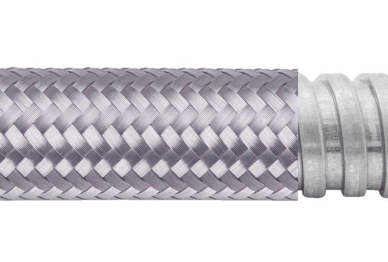 电线保护金属编织软管防电磁波干扰 - PEG13TB Series