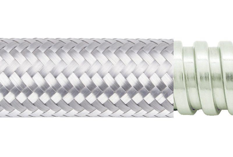 电线保护金属编织软管防电磁波干扰 - PES13SB Series