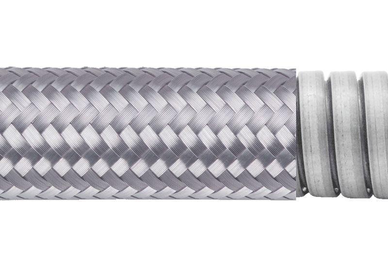 电线保护金属编织软管防电磁波干扰- PEG23GB Series