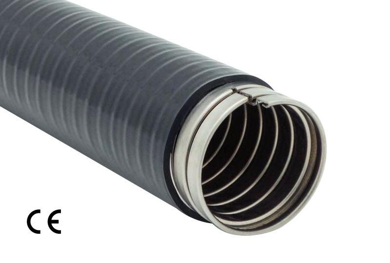 电线保护包塑金属软管(防水应用)- PAS23PVC Series