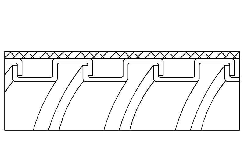 电线保护金属编织软管(防电磁波干扰)- PAG13GB Series