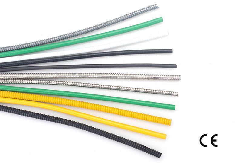 电子线金属软管-单扣型