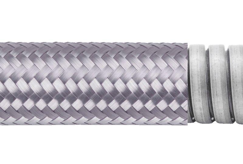 电线保护金属编织软管(防电磁波干扰)- PAG23TB Series