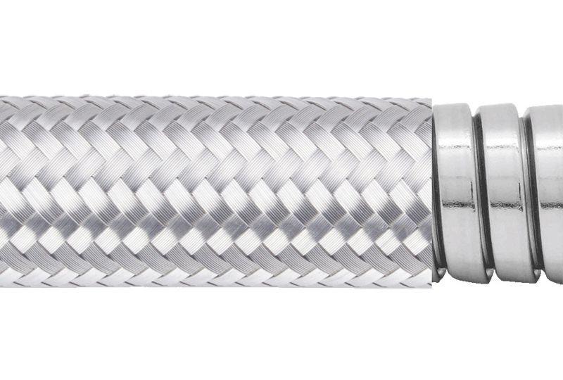 电线保护金属编织软管(防电磁波干扰)- PAS23SB Series