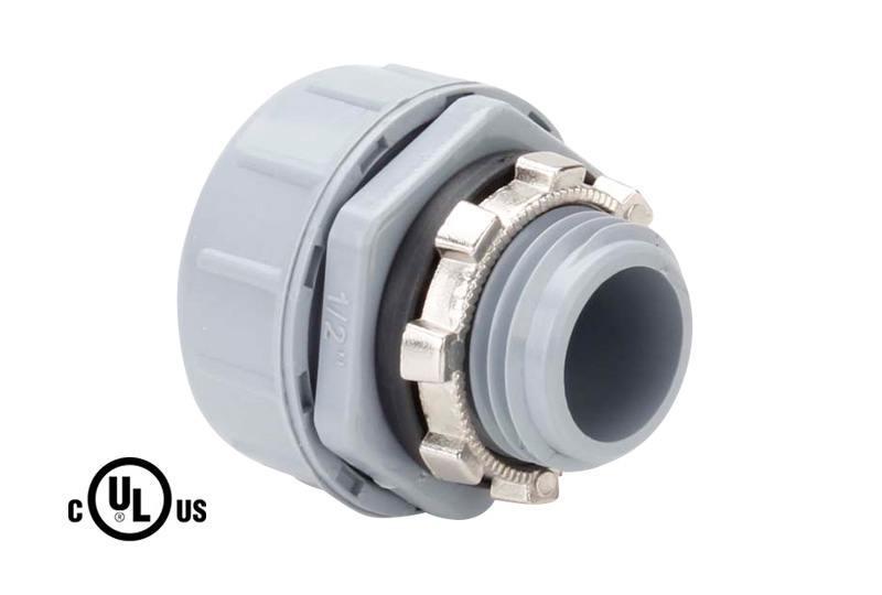 液密型非金屬軟管接頭 - P50 Series(UL514B)