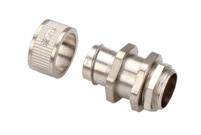 電氣保護金屬軟管接頭-EU (低火險應用) - EZ05 Series(EU)