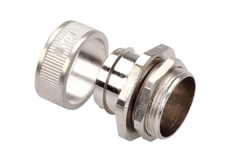 電氣保護金屬軟管接頭防電磁波干擾應用 - BEZ01 Series(EU)