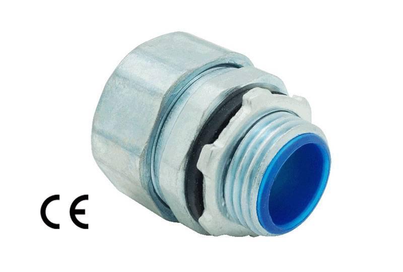 電氣保護金屬軟管接頭防水防電磁波干擾應用 - BGS50 Series(EU)