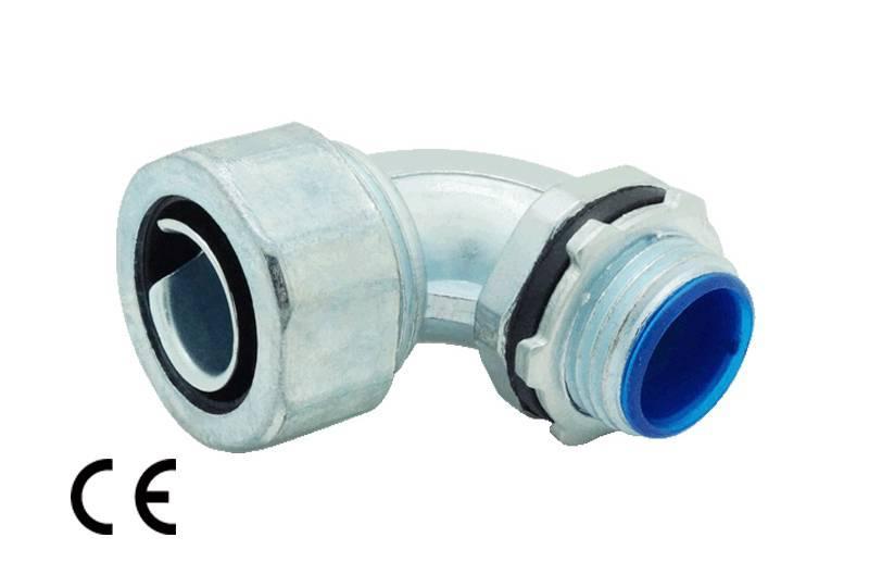 電氣保護金屬軟管接頭防水防電磁波干擾應用 - BGS53 Series(EU)